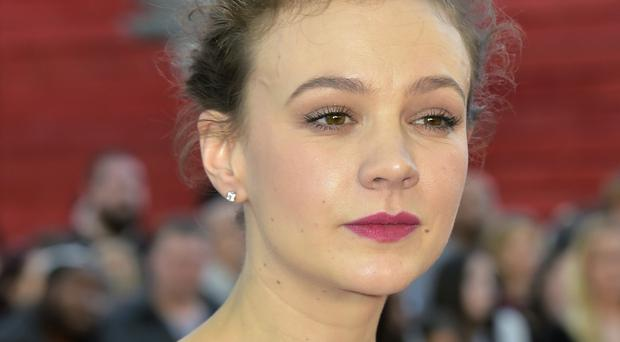 Carey Mulligan is one of the stars of Suffragette