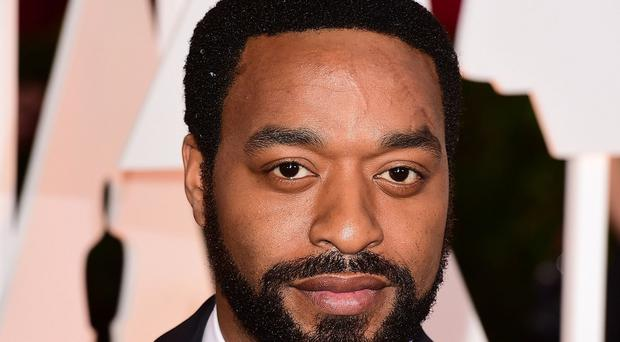 Chiwetel Ejiofor won a Bafta in 2013 for 12 Years A Slave
