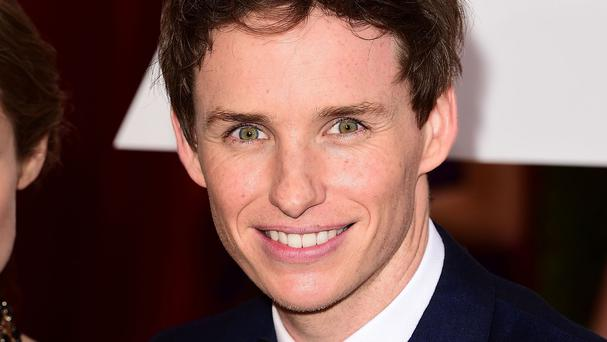 Eddie Redmayne has been awarded an OBE for services to drama