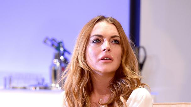 Lindsay Lohan appeared in Speed-The-Plow