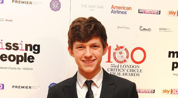 Tom Holland has been cast as Peter Parker, or Spider-Man