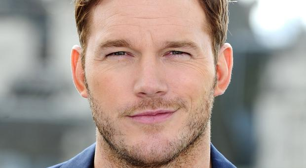 Jurassic World stars Chris Pratt