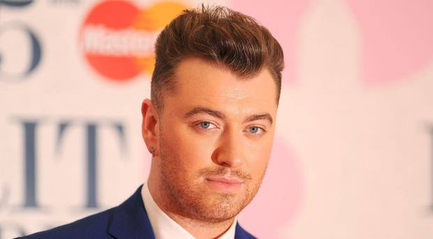 Sam Smith says he's not singing the Bond theme