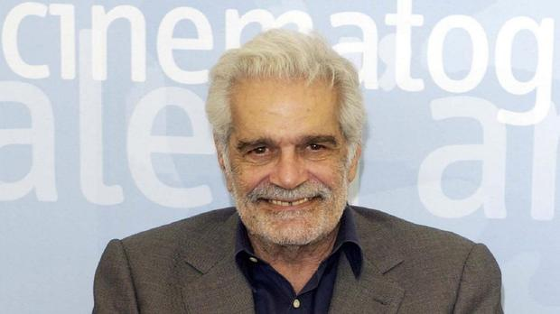Omar Sharif has died