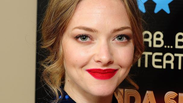 Amanda Seyfried said cannabis should be legalised
