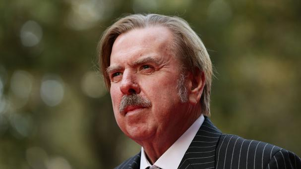 Timothy Spall starred in the title role in Mr Turner