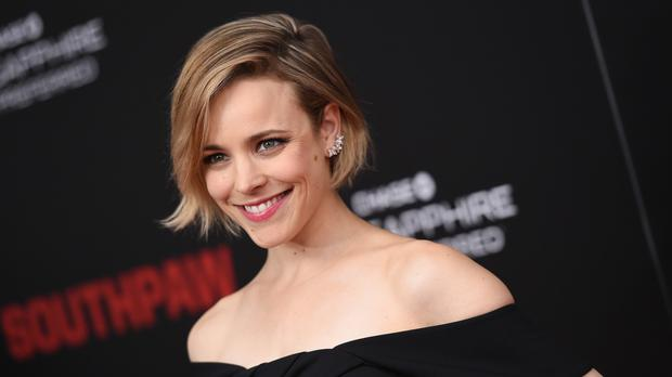 Actress Rachel McAdams attends the premiere of Southpaw in New York (AP)