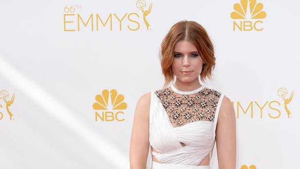 Kate Mara loves the unpredictability of an acting career