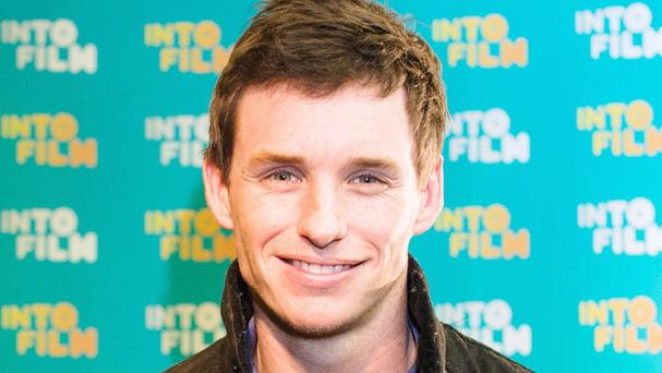 Oscar-winning actor Eddie Redmayne has been named the new ambassador of the film education charity Into Film (Into Film/PA)