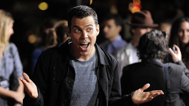 Actor Steve-O has appeared in Jackass 3D