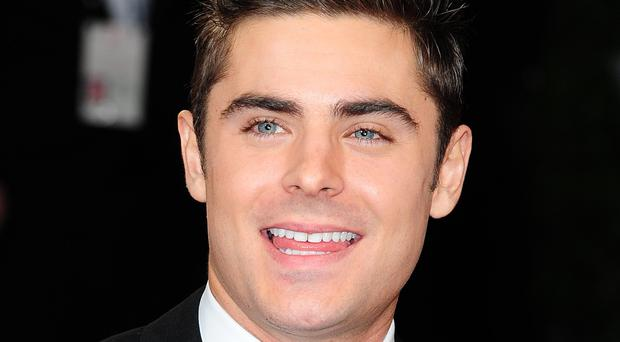 Zac Efron plays an aspiring DJ in We Are Your Friends