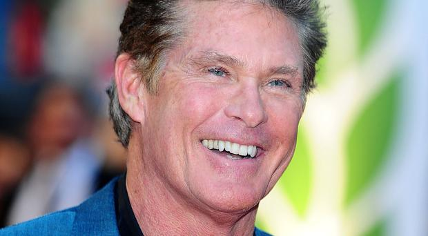David Hasselhoff said he does not know whether he will be involved in the upcoming Baywatch film