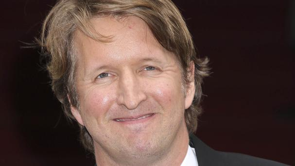 Tom Hooper said je was humbled after The Danish Girl received a 10-minute standing ovation