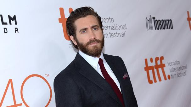 Jake Gyllenhaal attends the premiere for Demolition at the Toronto International Film Festival (AP)