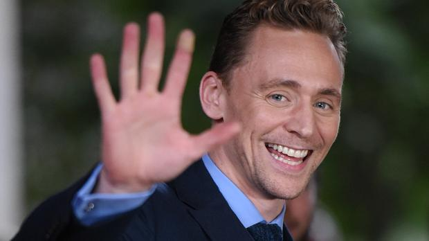 Actor Tom Hiddleston attends the premiere of I Saw the Light at the Toronto International Film Festival (AP)
