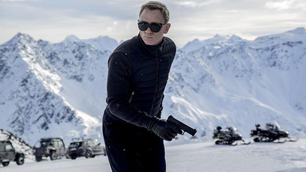 Spectre is expected to be one of the biggest box office hits of the year (Metro-Goldwyn-Meyer Studios/PA)