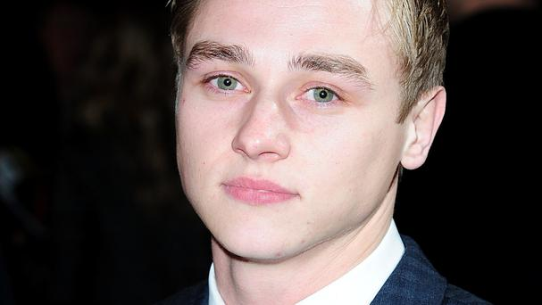 Actor Ben Hardy has been named as one the UK's biggest up and coming actors