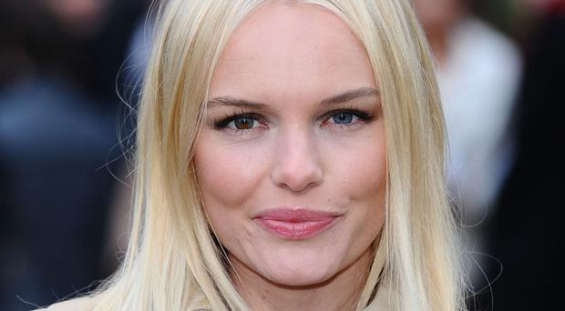 Kate Bosworth is making her debut in a British TV series