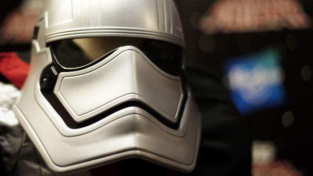 Star Wars: The Force Awakens hits UK cinemas on December 17