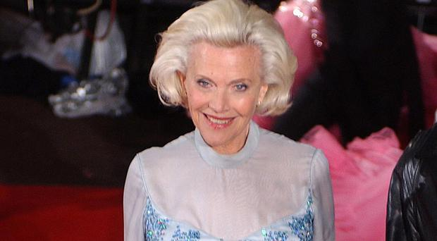 Honor Blackman, now 90, played Pussy Galore in Goldfinger, alongside Sean Connery's James Bond