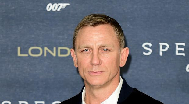 Daniel Craig is playing James Bond for the fourth time in the latest 007 adventure Spectre