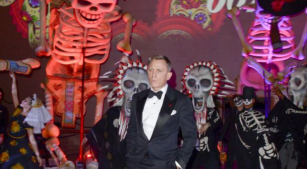 The public shows no sign of losing interest in James Bond