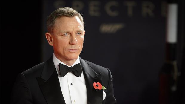 The film stars Daniel Craig in his fourth outing as 007
