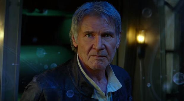 The Force Awakens is the latest instalment in the Star Wars franchise