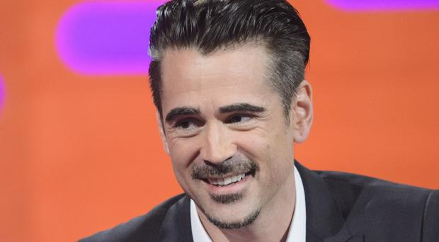 Colin Farrell starred in The Lobster