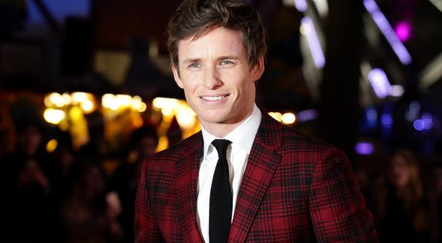 Eddie Redmayne described The Danish Girl as