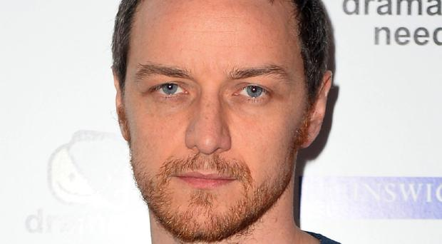 James McAvoy stars in X-Men: Apocalypse