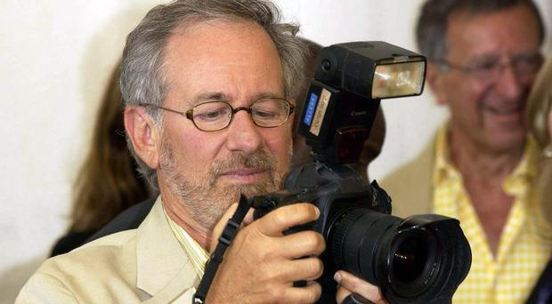 Entertainment One has teamed up with Hollywood director Steven Spielberg