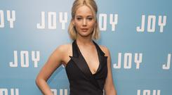 Jennifer Lawrence attends a special screening of Joy