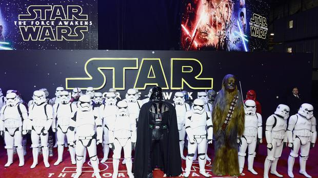 Star Wars: The Force Awakens is now the fourth highest-grossing film in UK history
