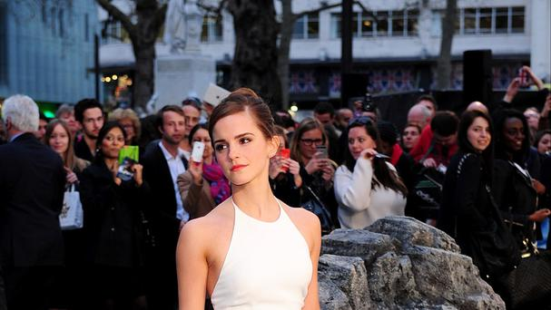 Emma Watson is setting up a feminist book club
