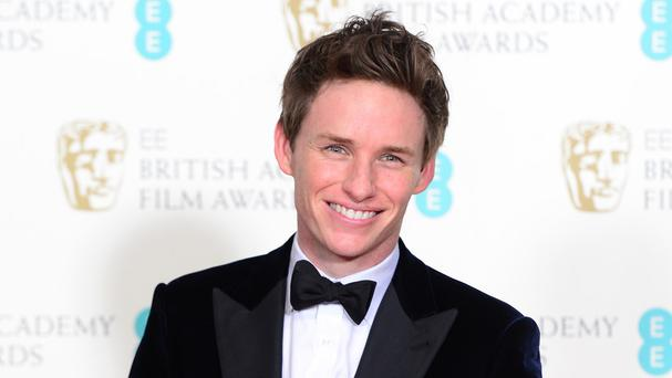 Eddie Redmayne won the 2015 leading actor Bafta for The Theory of Everything