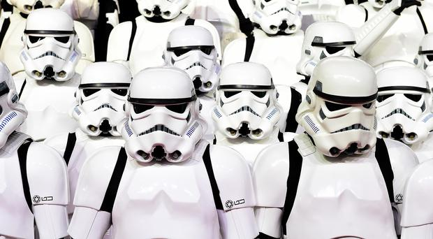 The new Star Wars film took more than three million euro sales in Ireland in five days, according to business analysts