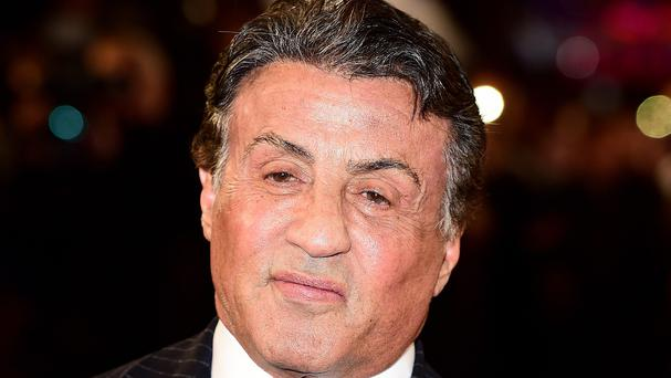 Sylvester Stallone attending the European premiere of Creed held at the Empire Cinema in Leicester Square, London.