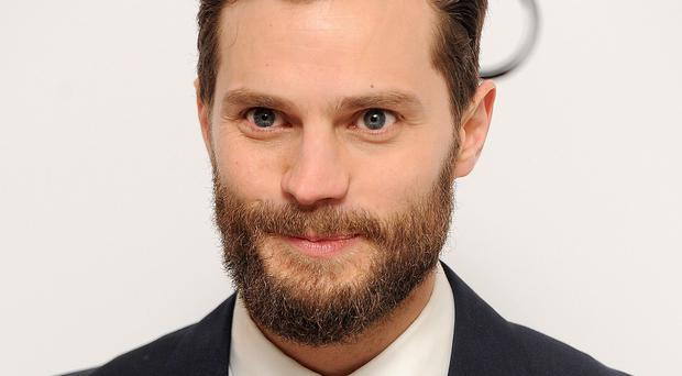 Jamie Dornan is nominated for a Razzie for his role in Fifty Shades