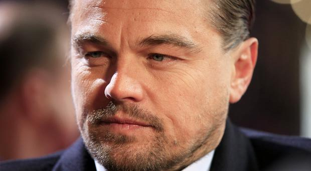 Leonardo DiCaprio has been nominated for a best actor Oscar for his role in The Revenant