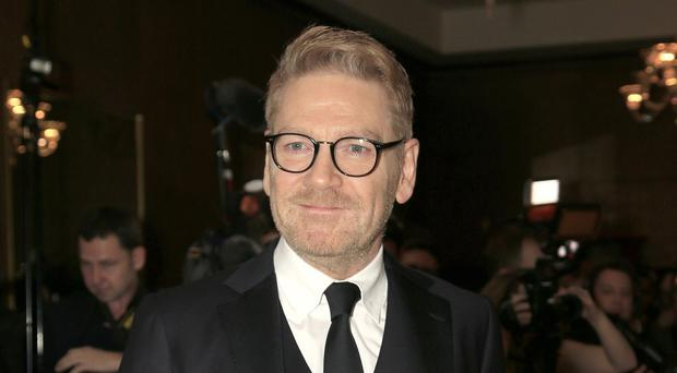 Sir Kenneth Branagh urged the film industry to embrace diversity