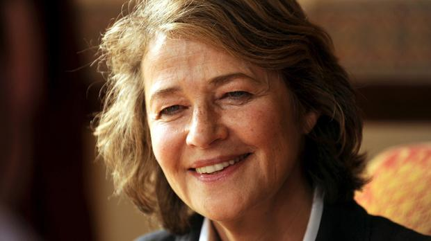 Actress Charlotte Rampling is nominated for best actress.
