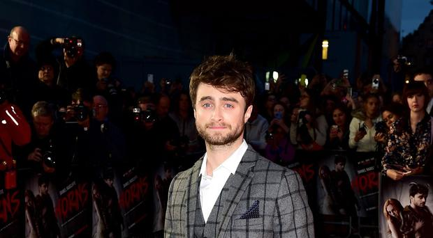 Daniel Radcliffe's latest role did not impress everyone at premiere