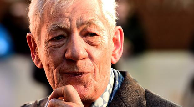 Sir Ian McKellen said he sympathises with those who feel under-represented