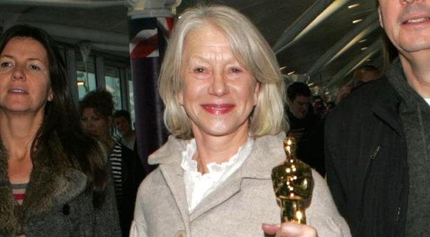 Dame Helen Mirren came to the defence of the Oscars