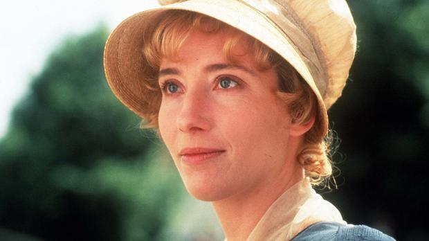 Emma Thompson wrote and starred in Sense and Sensibility