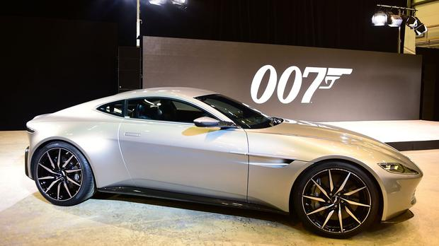 Pinewood Studios is home to the James Bond movies