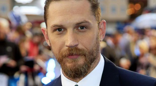 Tom Hardy has been nominated for best supporting actor award at the Oscars