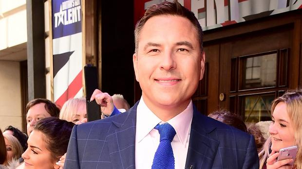 David Walliams is thrilled to be hosting the Jameson Empire Awards in March