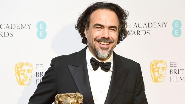 Bafta-winning director Alejandro Gonzalez Inarritu has said the diversity problem is bigger than the Oscars Alejandro Gonzalez Inarritu with the Best Director and Best Picture BAFTA for 'The Revenant' attends the after show party for the EE British Academy Film Awards at the Grosvenor House Hotel in central London.